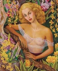 Portrait of Linda Christian